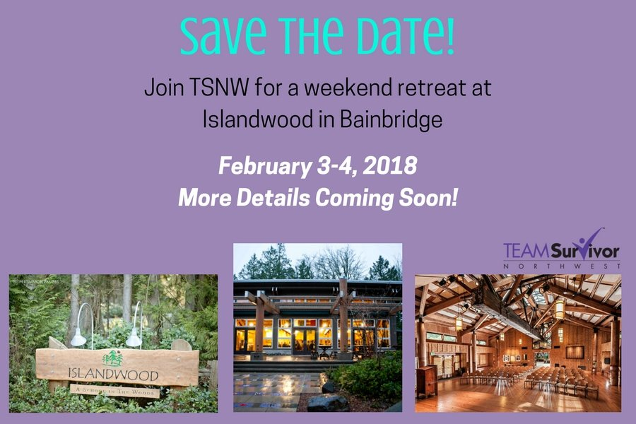 TSNW Retreat Will Feature Exercise, Fun and Camaraderie!
