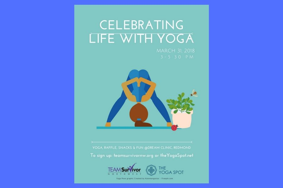 Celebrating Life with Yoga – A Yoga Charity Event