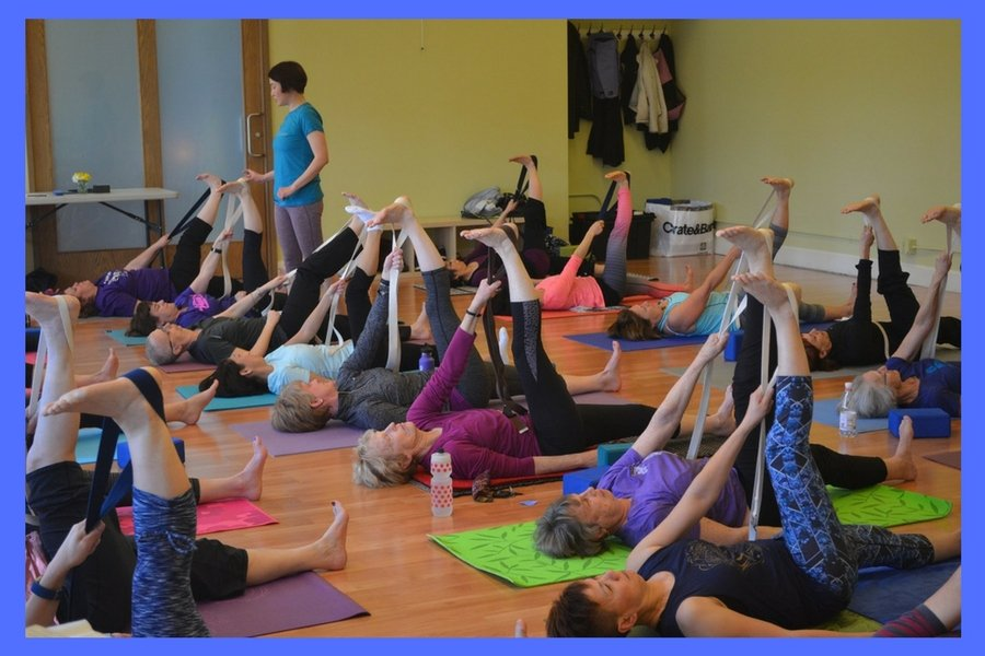 Yoga Event is a Great Success!