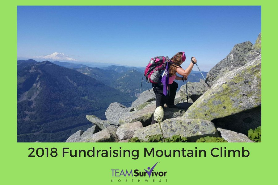 TSNW Fundraising Mountain Climb Off to a Great Start!